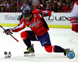 Alex Ovechkin Scores his 50th Goal March 31, 2015 Photo