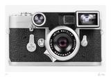 Chris Dunker - Retro Camera II Sběratelské reprodukce