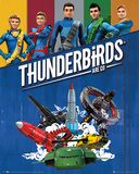 Thunderbirds Are Go Go Posters