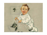 Just Like Chessie! Giclee Print by Guido Gruenwald