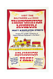 Free Admission! Giclee Print