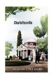 Charlottesville Giclee Print by Bern Hill