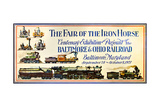 The Fair of the Iron Horse Giclee Print