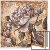 古風な薔薇II ポスター : リンダ・トンプソン