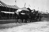 The Fair of the Iron Horse Photographic Print