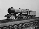 The King George V 6000: Great Western Railway Photographic Print