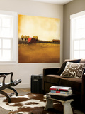 Rural Landscape II Wall Mural by Tandi Venter