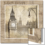 London Calling Prints by Keith Mallett