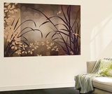 Celebrate Elegance Wall Mural by Edward Aparicio