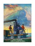 Milestones Giclee Print by Herbert Stitt