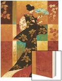 Sakura Posters by Keith Mallett