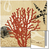 Coral Impressions III Posters by Tandi Venter