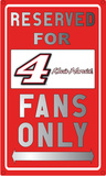 Kevin Harvick Sign Tin Sign