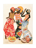 Jubilation Metal Print by Keith Mallett