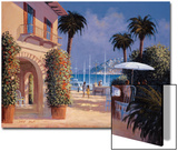 Through the Palms Plakater av David Short