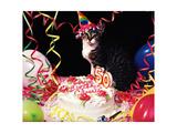 Happy Birthday Chessie! Giclee Print