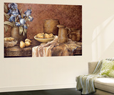 Country Spirit Wall Mural by Linda Thompson