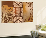 Bronze Filagree Wall Mural by Edward Aparicio