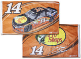 Tony Stewart Deluxe 2-Sided Flag Flag