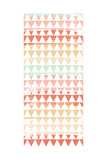 Triangle Multi Prints by Linda Woods