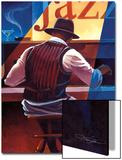 Ragtime Kunst av Keith Mallett