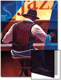 Ragtime Prints by Keith Mallett