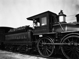 The St. Paul and Pacific R.R. - the William Crooks Photographic Print