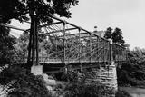 Bollman Truss Bridge; Savage Maryland Photographic Print