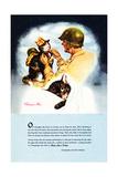 Dreaming of Hero's Giclee Print by Charles Bracker