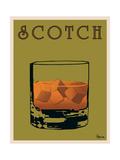 Scotch Alu-Dibond von Lee Harlem