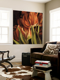 Color Harmony I Wall Mural by Linda Thompson