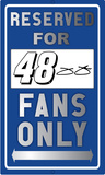 Jimmie Johnson Sign Tin Sign