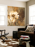 Rustic Garden I Wall Mural by Linda Thompson