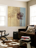 Silhouette in the Breeze Wall Mural by Tandi Venter