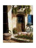 Back from the Market Metal Print by Gilles Archambault