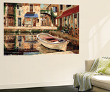 Lovely Day Wall Mural by Gilles Archambault
