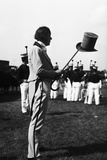 The Fair of the Iron Horse Drum Major Photographic Print