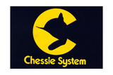 Chessie Systems Logo Giclee Print
