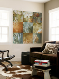 Square Choices Wall Mural by Linda Thompson