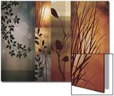 Autumnal Equinox Print by Edward Aparicio