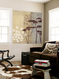 Lace II Wall Mural by Tandi Venter