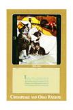 Together Again Giclee Print by Charles Bracker