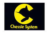 Chessie System Giclee Print