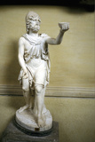 Statue of Odysseus, Hero of Homer's Epic Poem the Odyssey Photographic Print