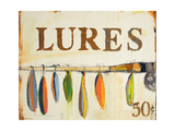 Lures Prints by Melissa Lyons