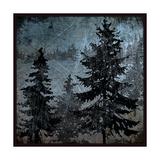 Lodge Trees 16 Prints by Stephanie Marrott