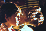 Et the Extra-Terrestrial by Steven Spielberg, USA, 1982 Photographic Print