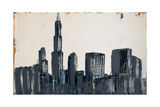 Chicago Cityscape Prints by Melissa Lyons