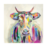 Artsy Cow Posters by Melissa Lyons