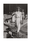 A Small Trade That Brings Little Gain, Iraq, 1925 Giclee Print by A Kerim